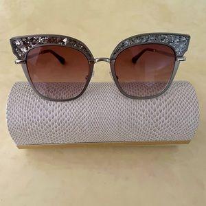 Jimmy Choo Rosy Cat Eye Sunglasses